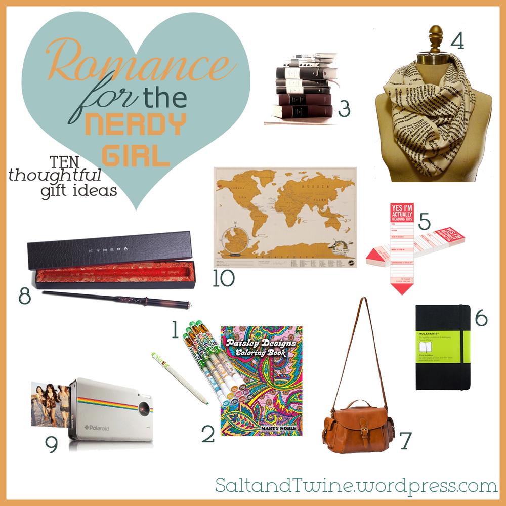Ten Thoughtful Gift Ideas | Salt & Twine
