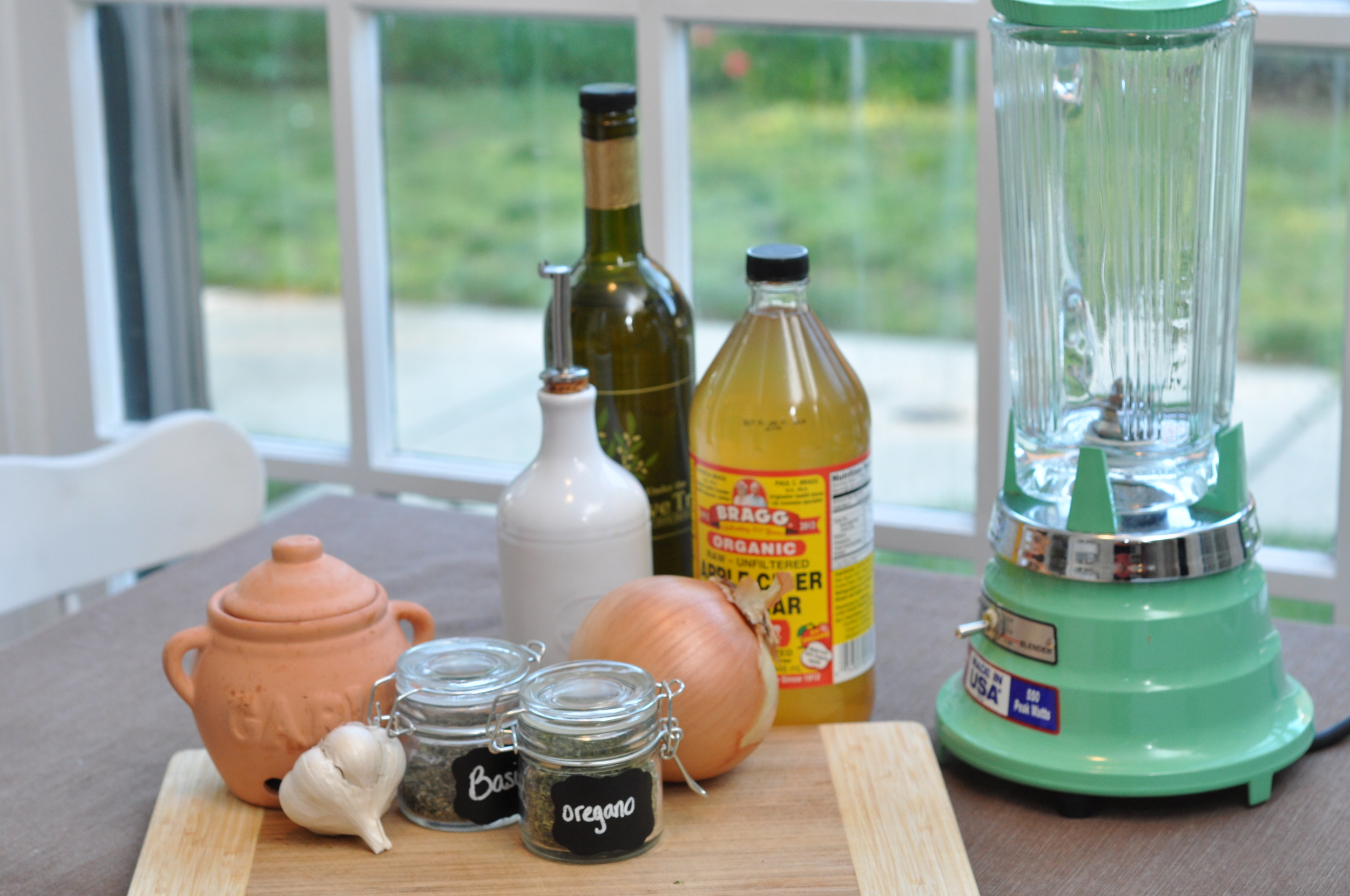 Italian Salad Dressing Ingredients