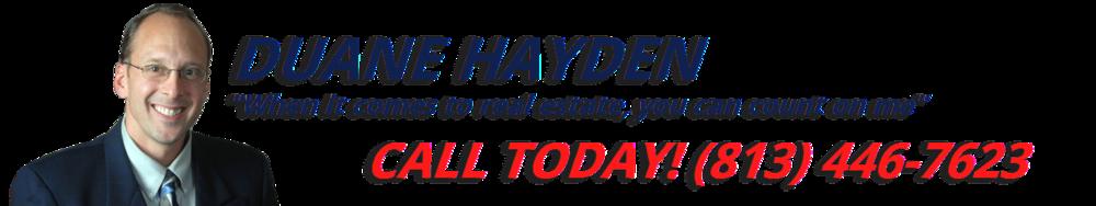 Duane Hayden