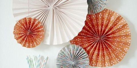 Fun Summer Projects - Paper pinwheels