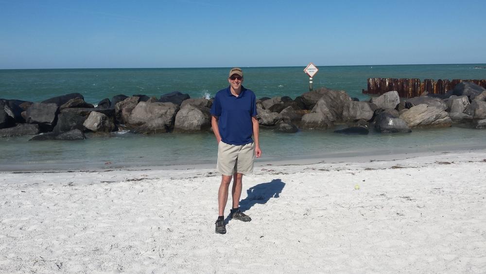 Duane Hayden - Beach