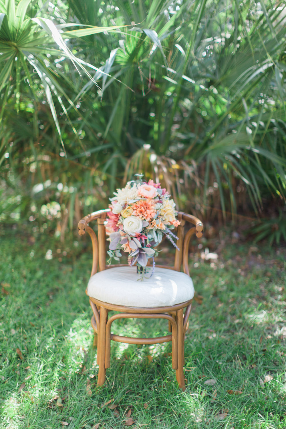 Fake - Pros: If you are sentimental, you can keep your artificial flowers after your wedding day. Cons: Artificial isn't always cheaper. Do research, fake flowers that look real can be costly. Get them on sale.  Tip: Want a specific flower that's not in season? You can add the artificial version to your real bouquet for a mix of both.