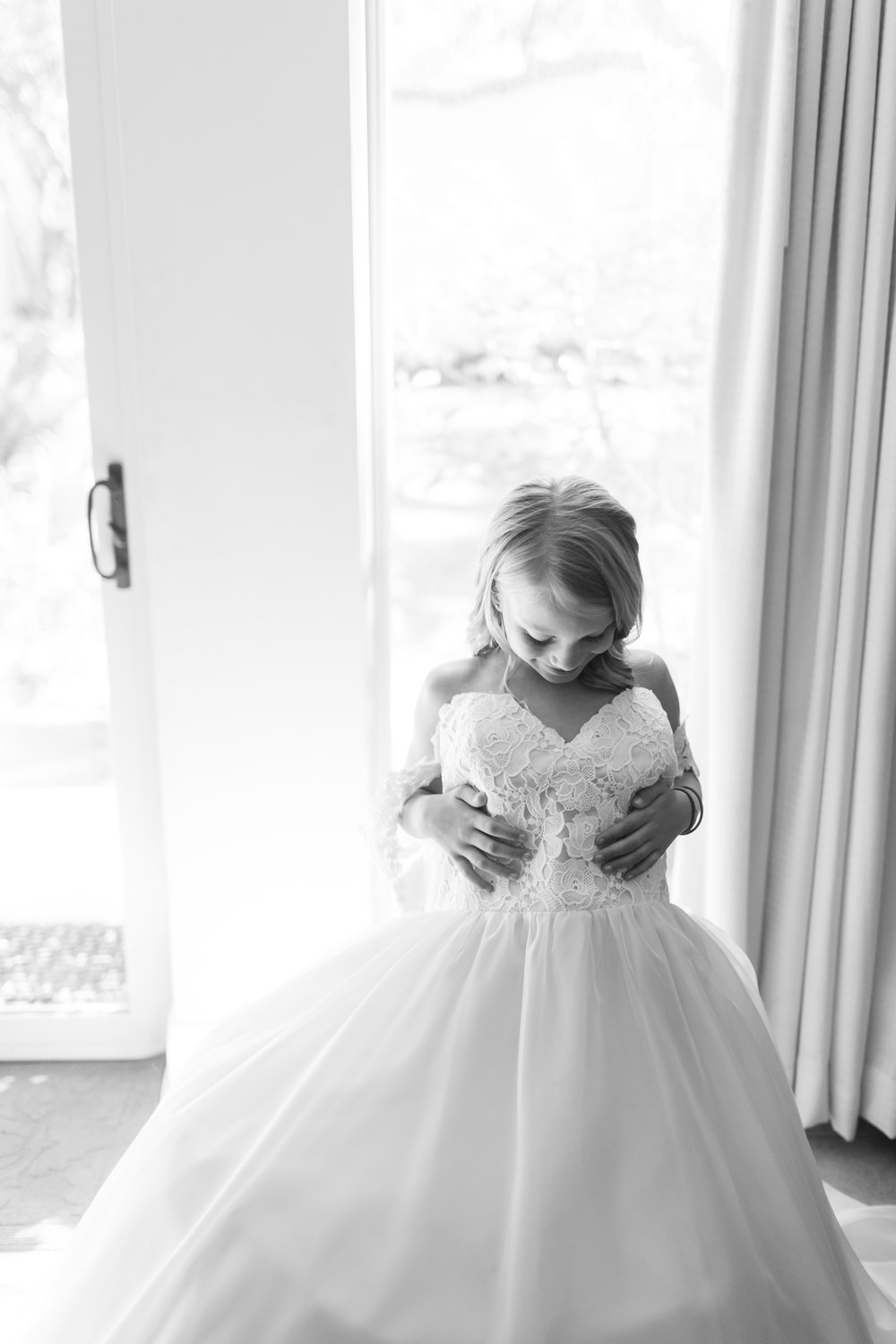 Flower girl dress dreams -