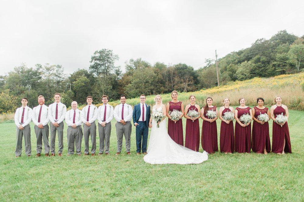 4:00pm - Bridal Party Portraits