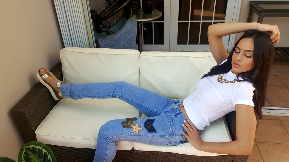 Modelo: Yarimar, de Optima Models & Talent