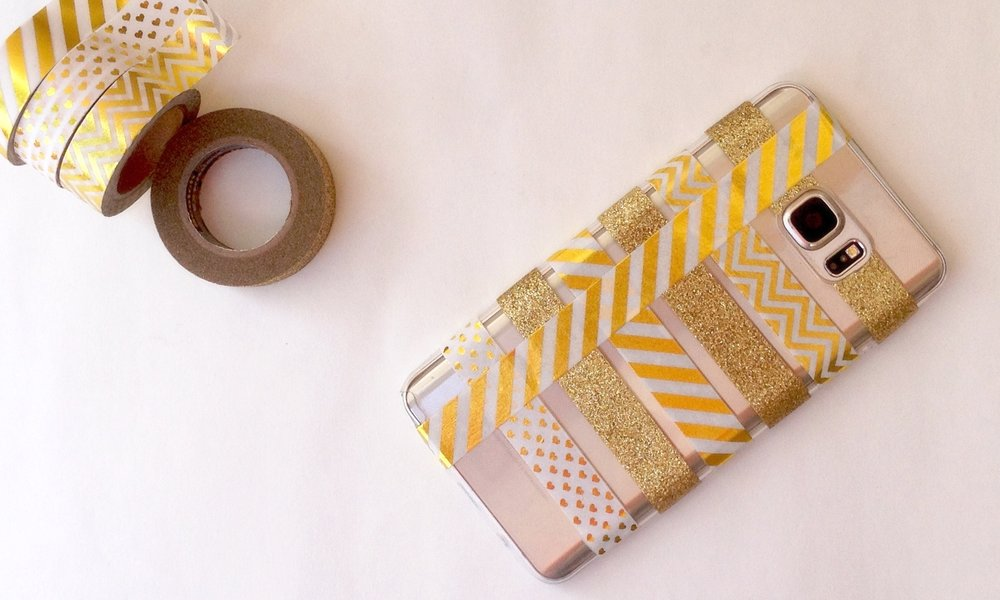 D.I.Y. How to Make Cell phone cover