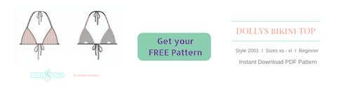 free bikini pattern how to make bikini swimwear diy