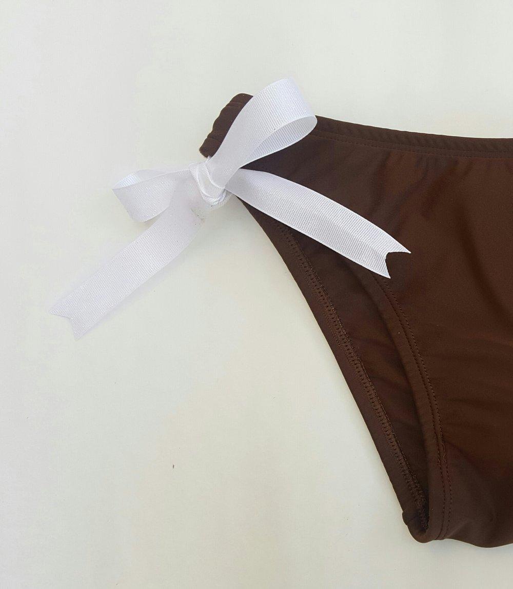 como hacer panty con amarres traje de baño diy