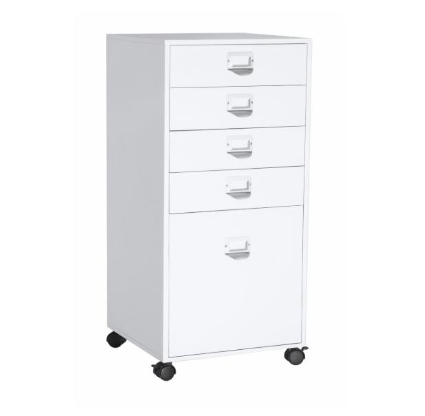 5 drawer storage organization sewing