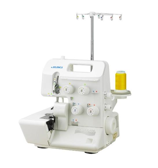 Este modelo es un poco más costosa, pero es marca juki, la marca mas reconocida en maquinas de coser. puedes ver detalles  aqui