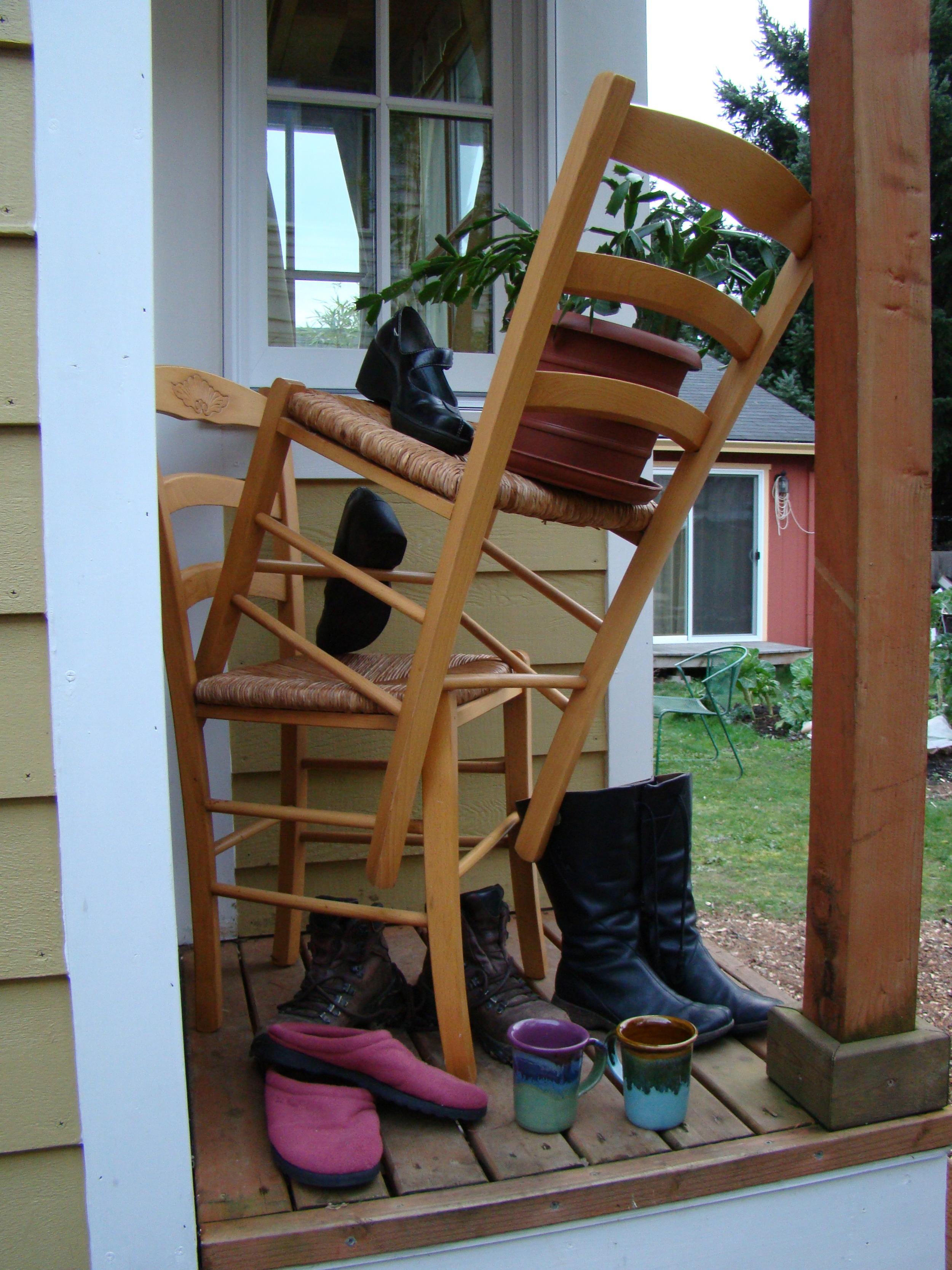 Porch Pile
