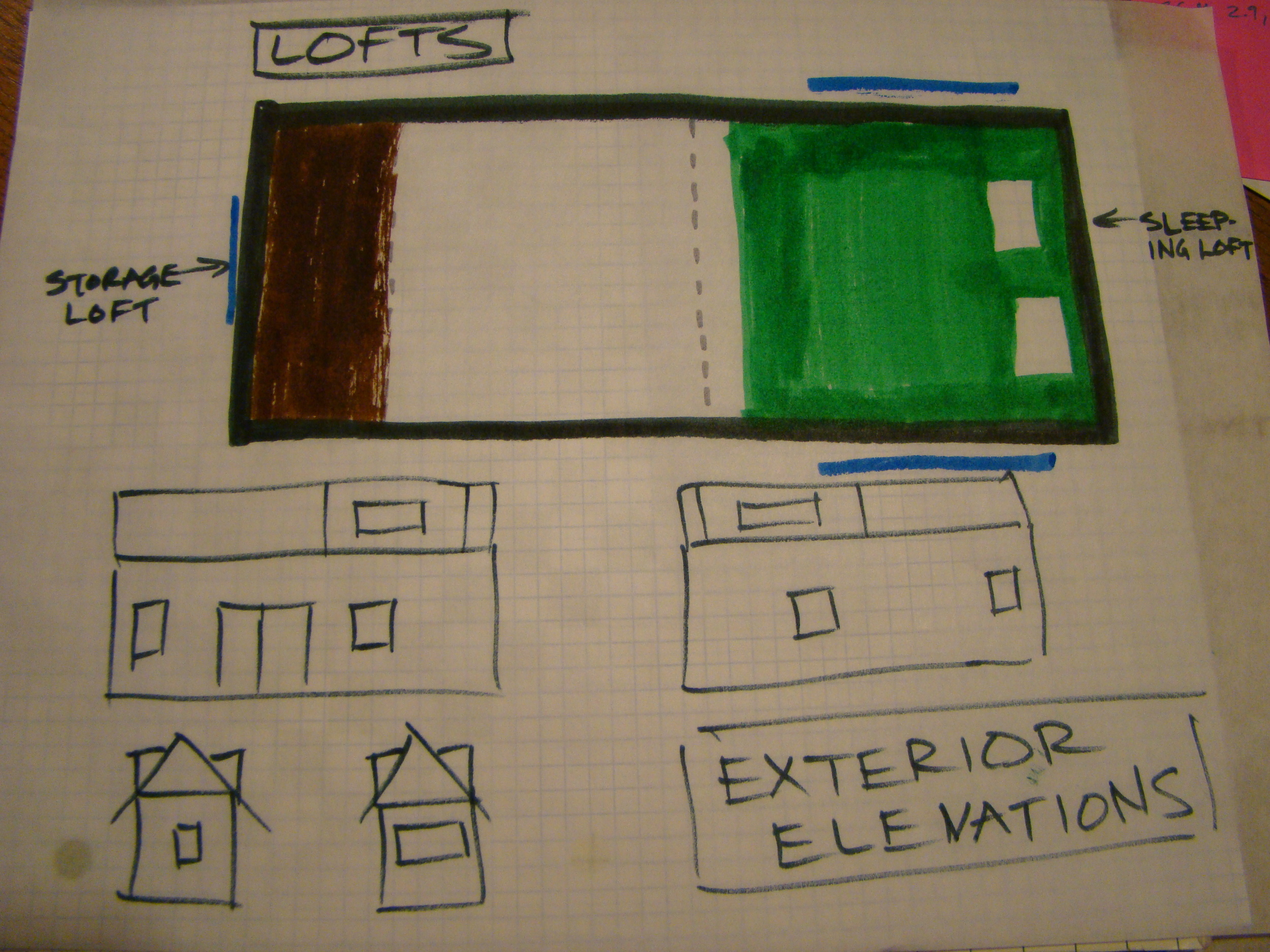 Lofts & Elevations