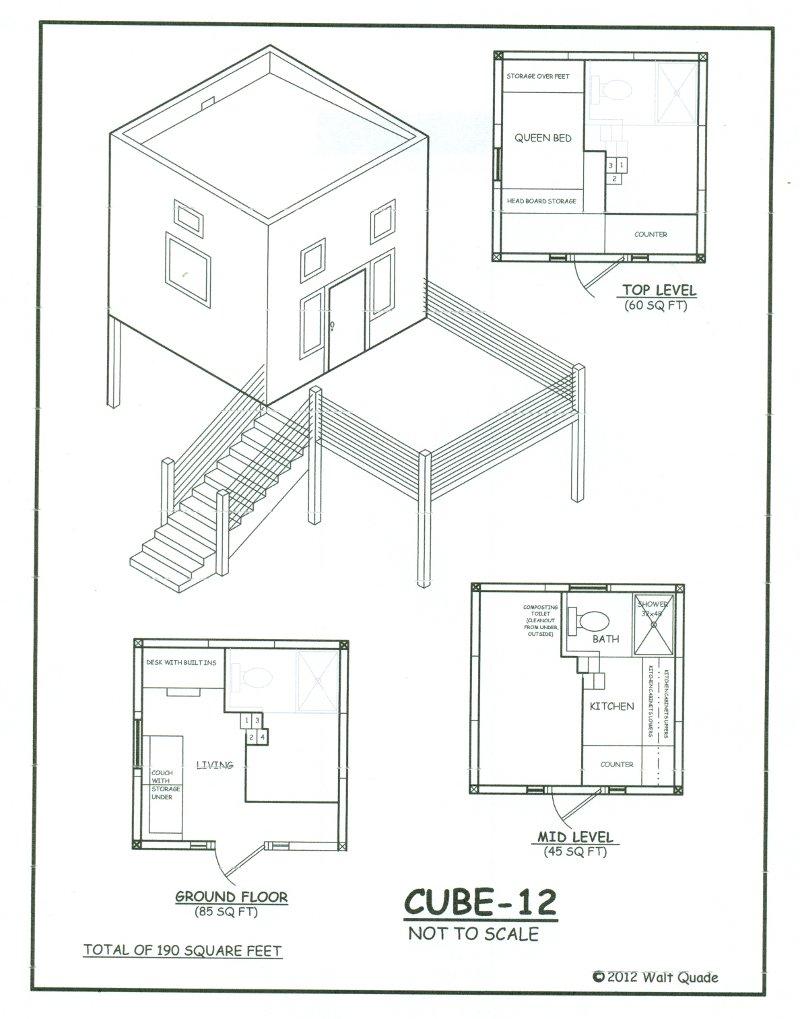 Cube Plans