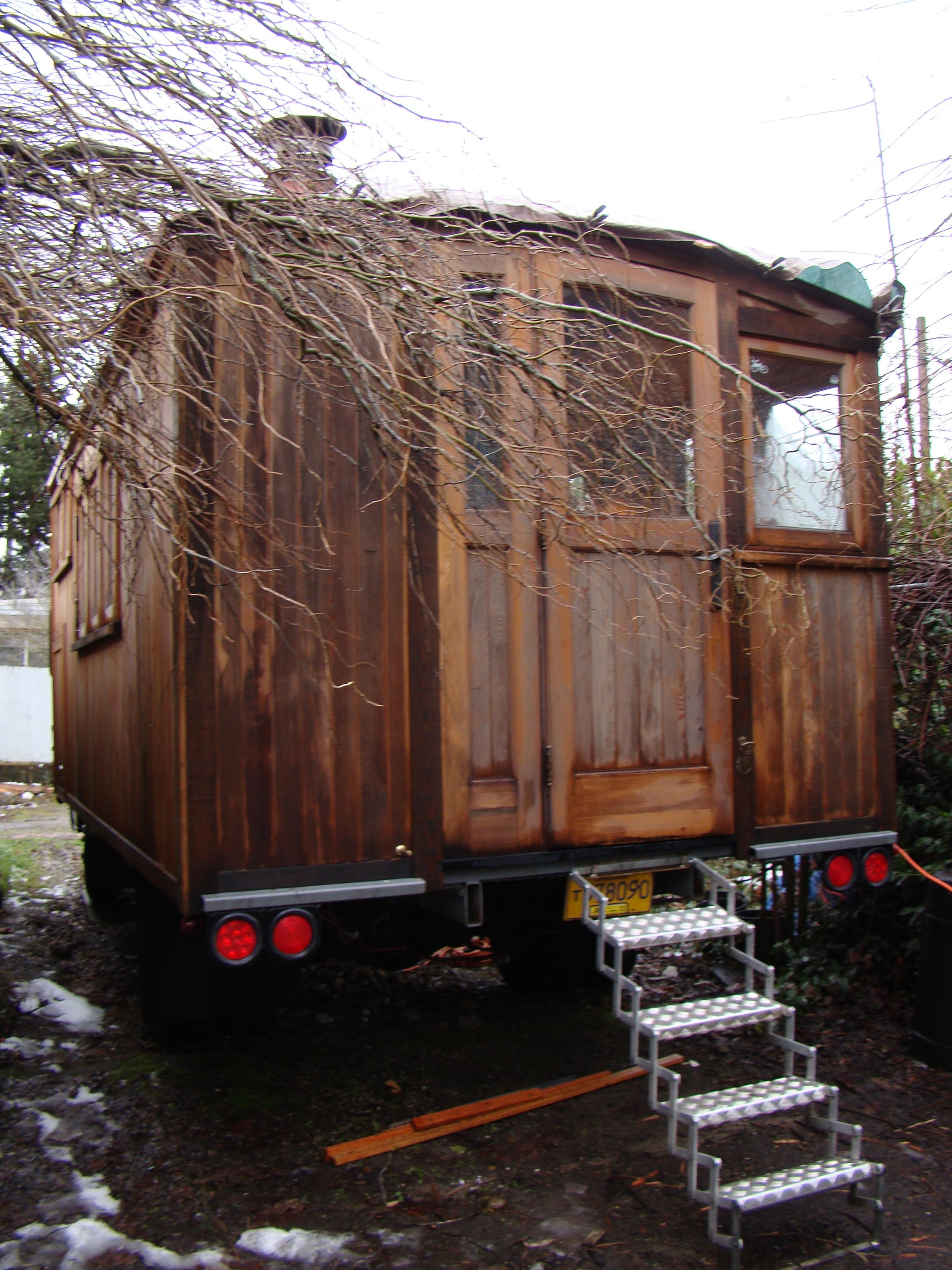 tiny house truck