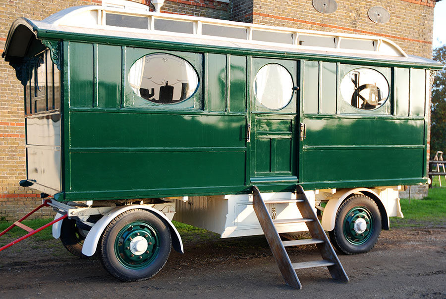 Showman's Wagon