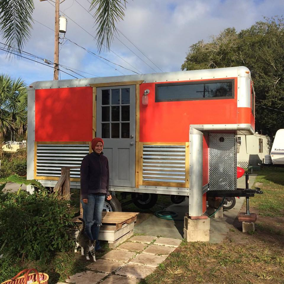 Visiting Orlando Lakefront RV Tiny House Park Niche Consulting