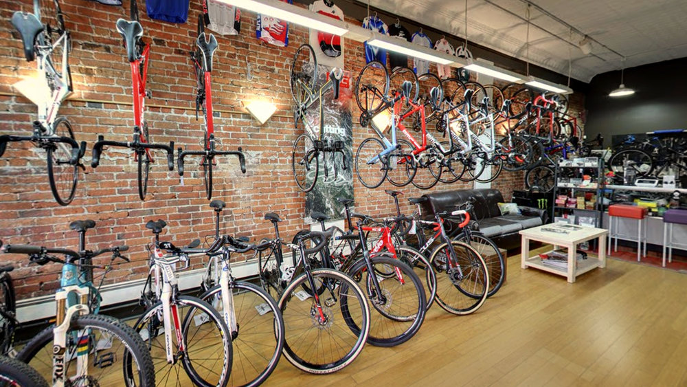 The Local Bike Shop A2