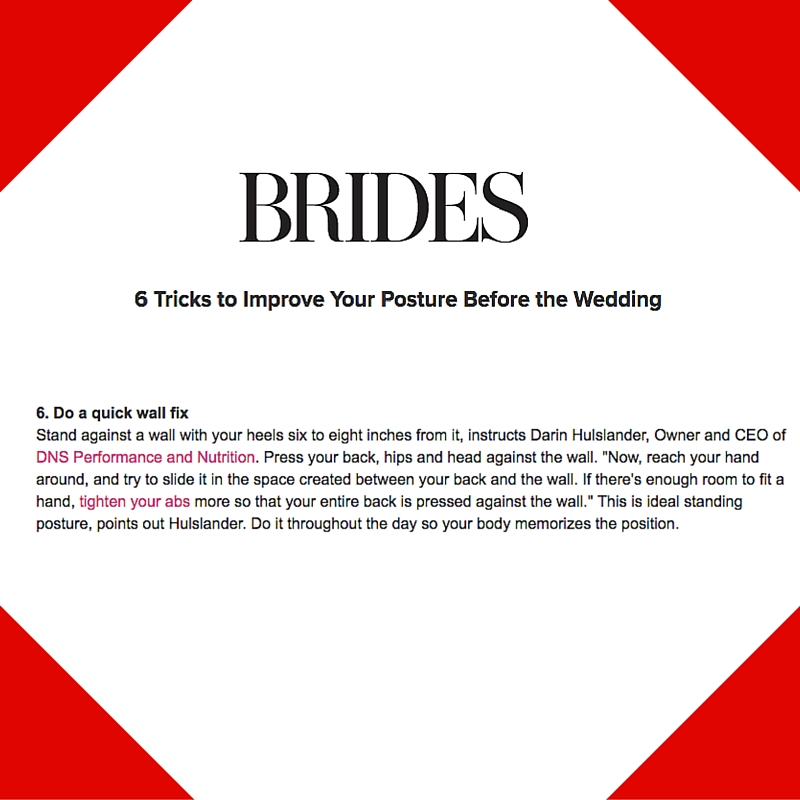 October 18, 2015 - Brides Placement for Darin Hulslander