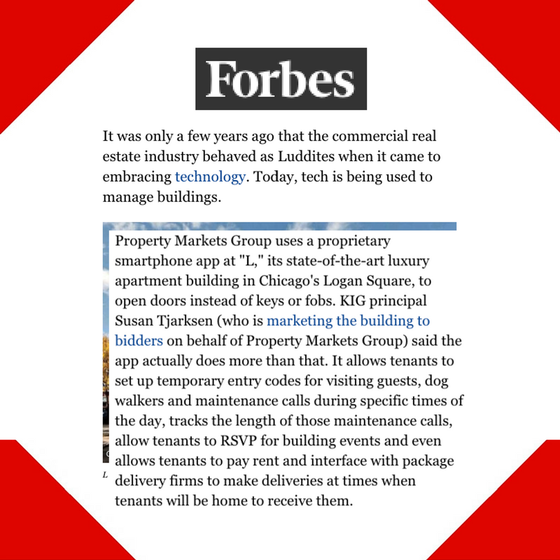 April 12, 2017 - Forbes Placement for KIG