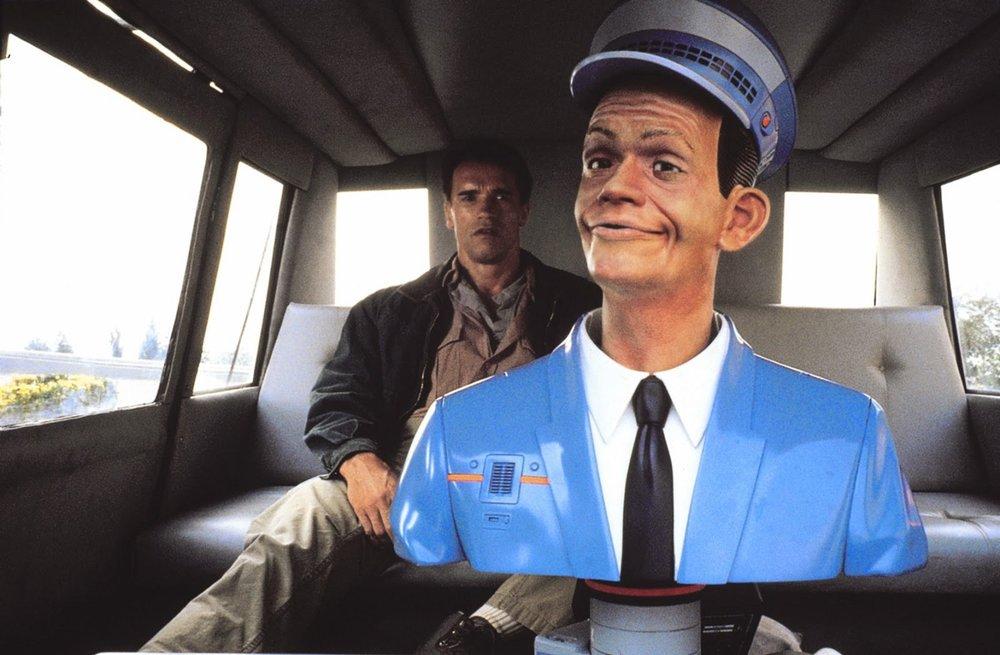 Escena de Total Recall (1990)