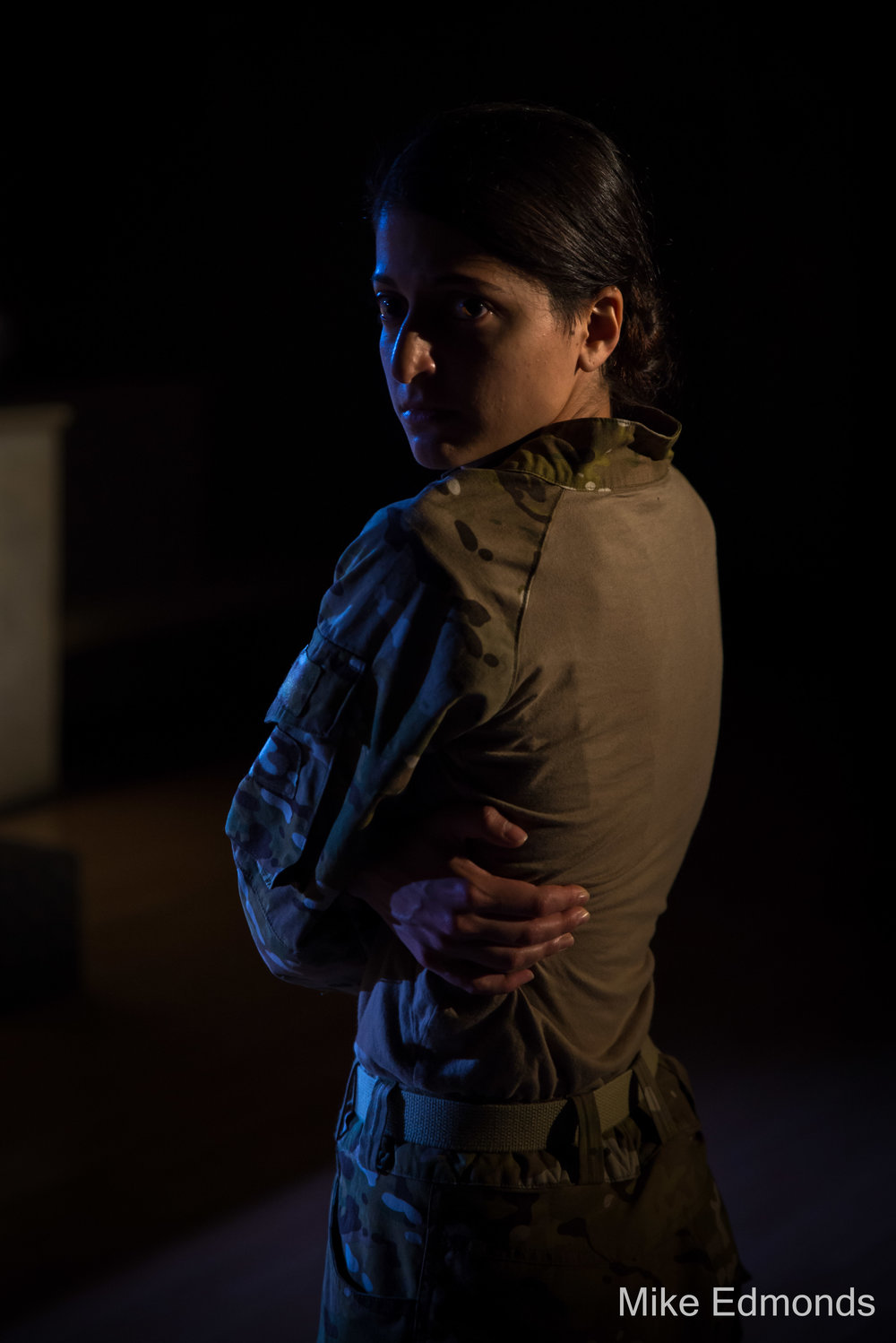 Victoria Nassif in Bullet Catchers