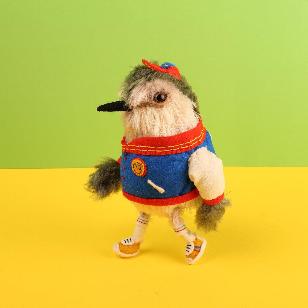 Jacky Winter Mascot
