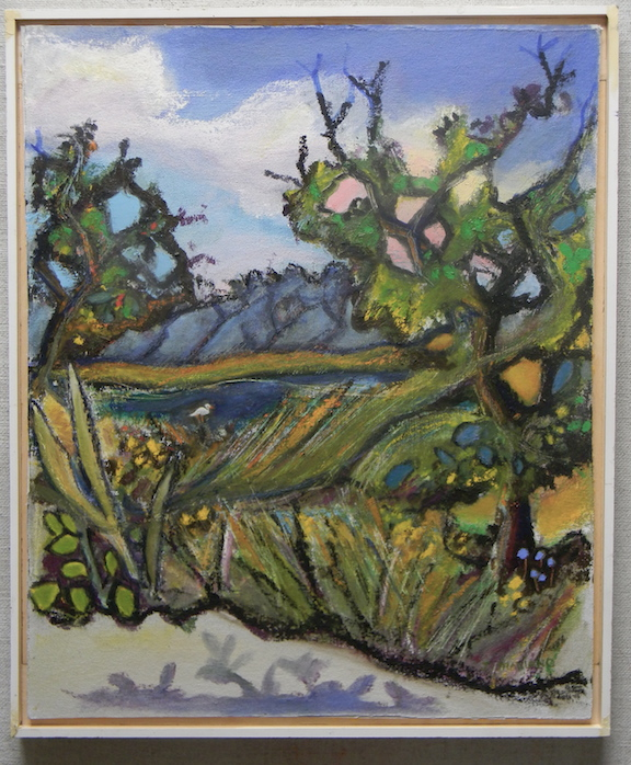 The Egret's Kingdom 18x22 $600