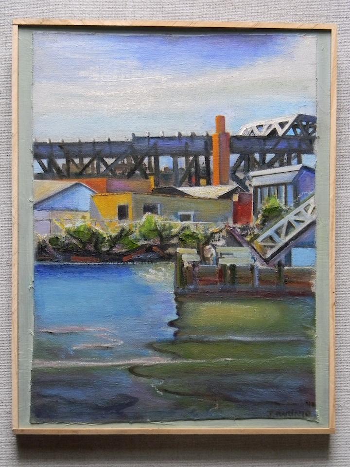 Gowanus Canal 2010 sold