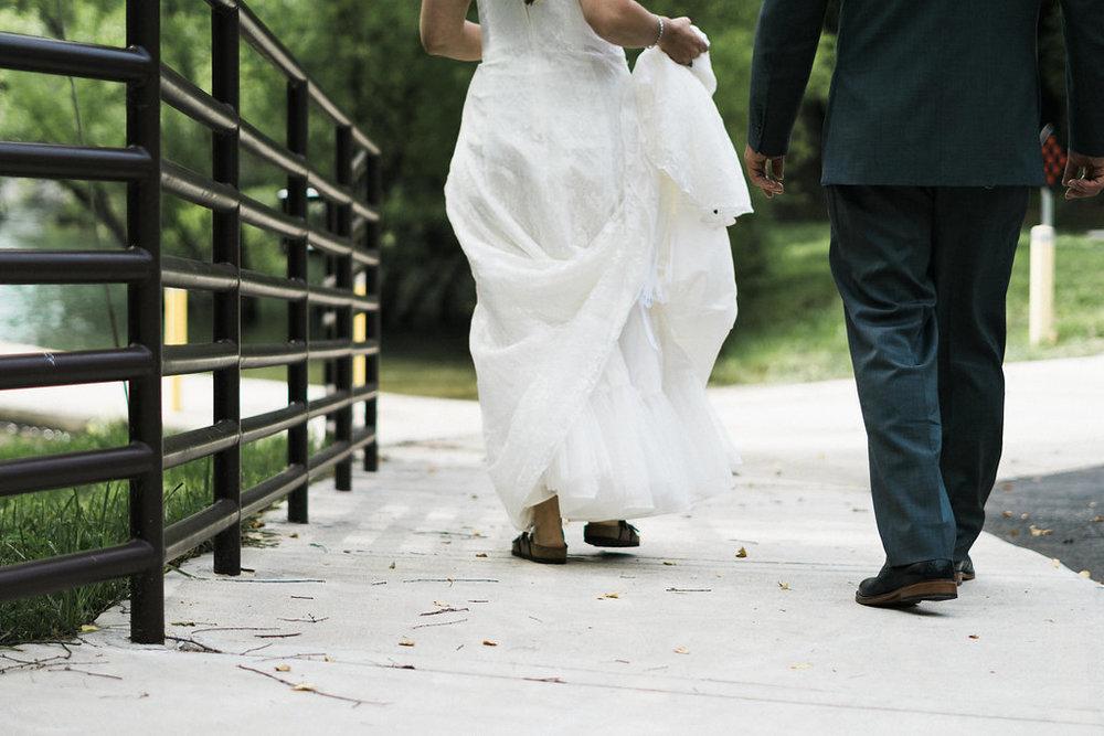 Birkenstock bride