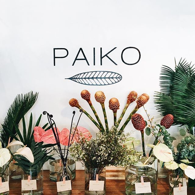 Recently I discovered @plantshednyc through @happyhealthylatina and today I took my friend @kmfuqua to @paikohawaii after catching up to get her an engagement gift (!) It seems like wherever I am plant shops make my heart soar 😍🤗