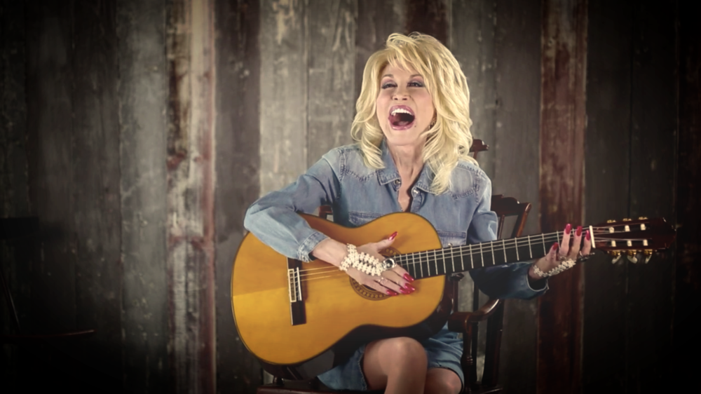Legendary entertainer, Dolly Parton, grew up with the old time mountain music Ralph Peer wanted to capture.
