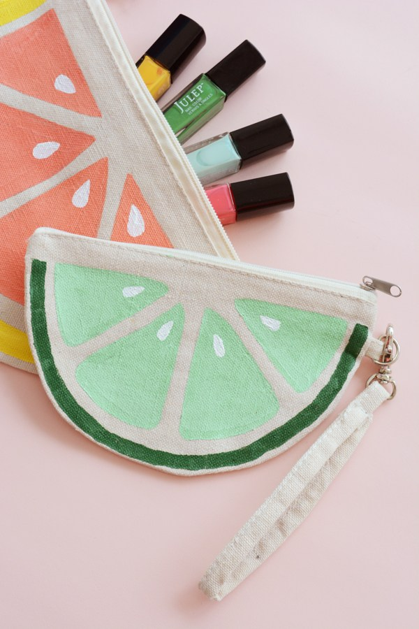 Citrus slice bag tutorial from http://oleanderandpalm.com/