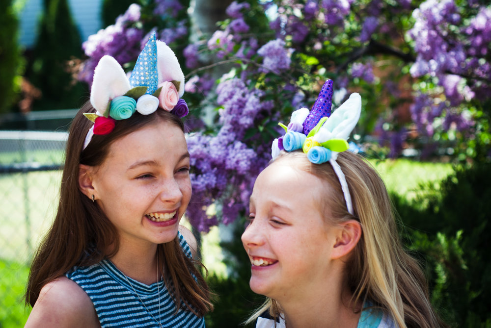 Unicorn Headbands DIY