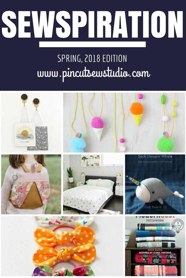 Sewing Inspiration Spring 2018