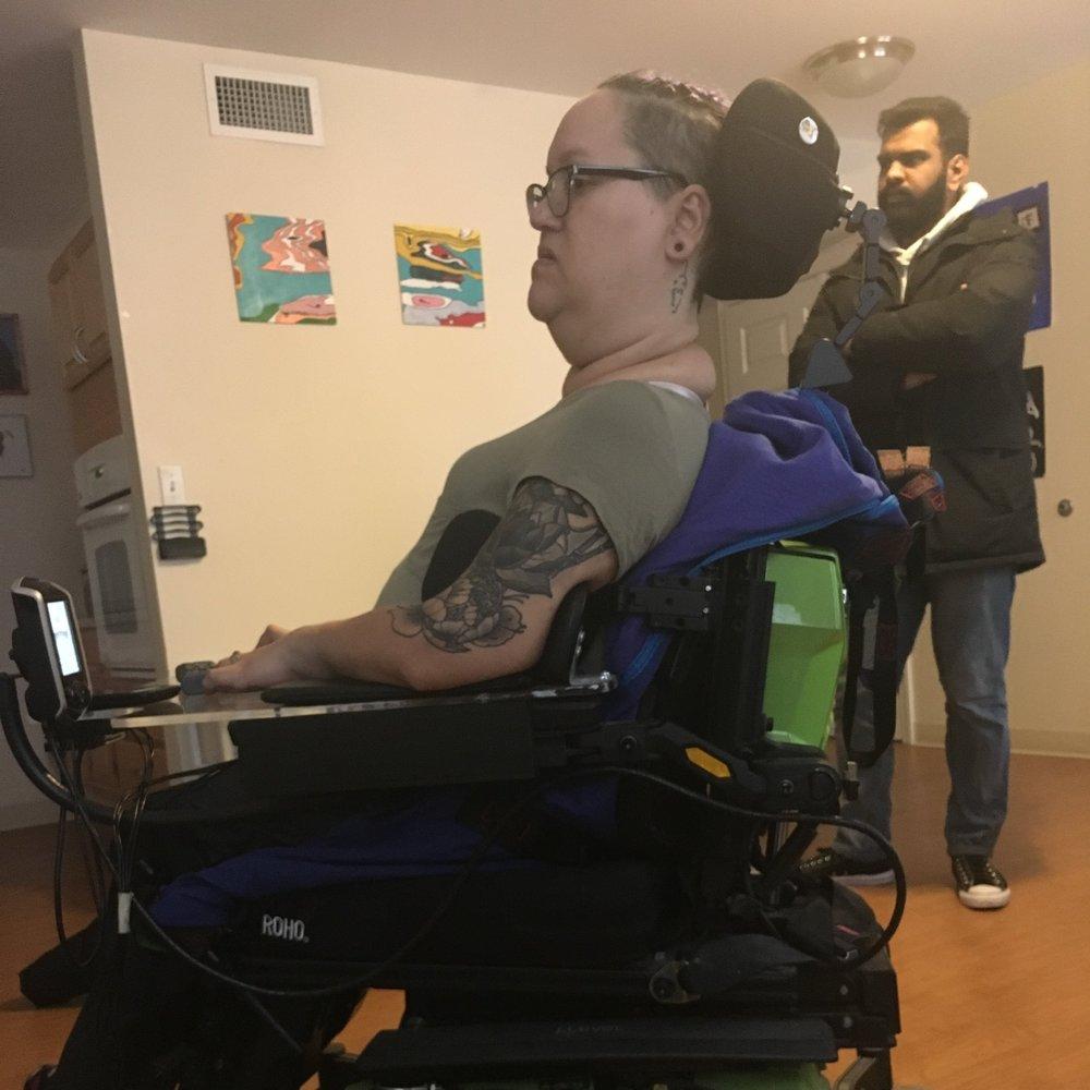 Wheelchair Umbrella v3    Read More -->