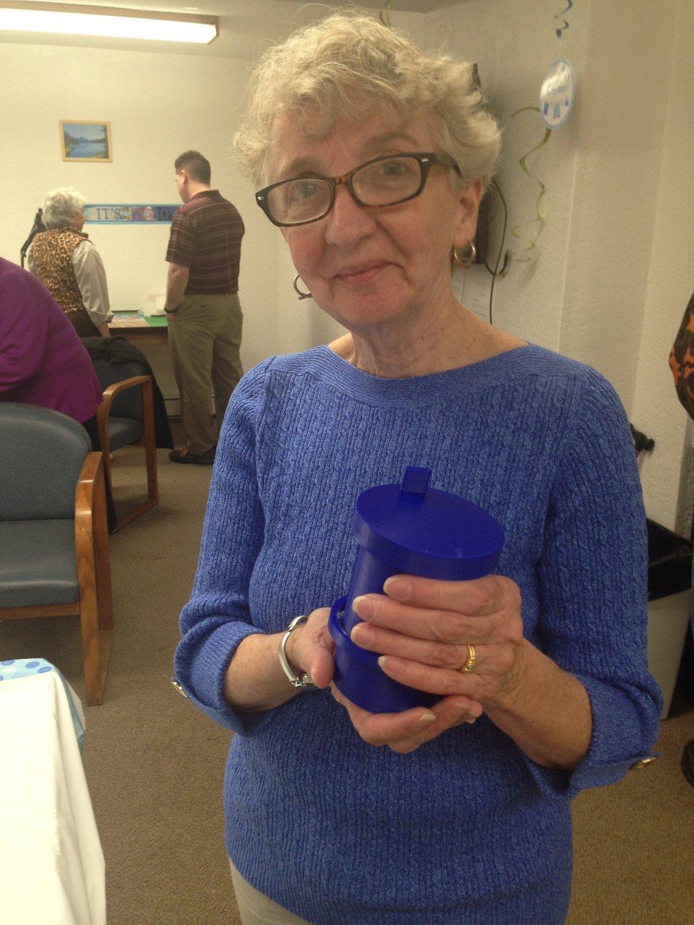 Parkinson's Cup    Read More -->