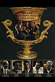 # 13That Championship Season(1999)*60% -