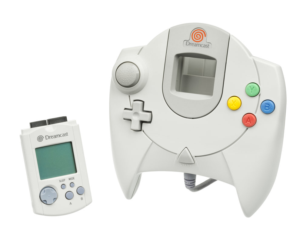 Controller with VMU