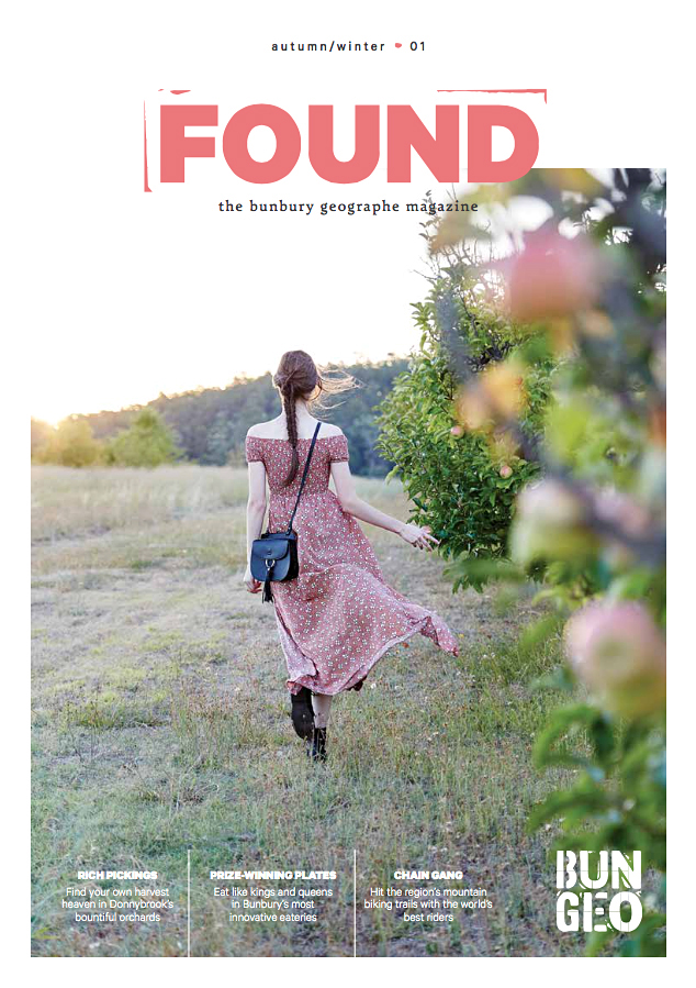 Found magazine - Bianca Turri 2018
