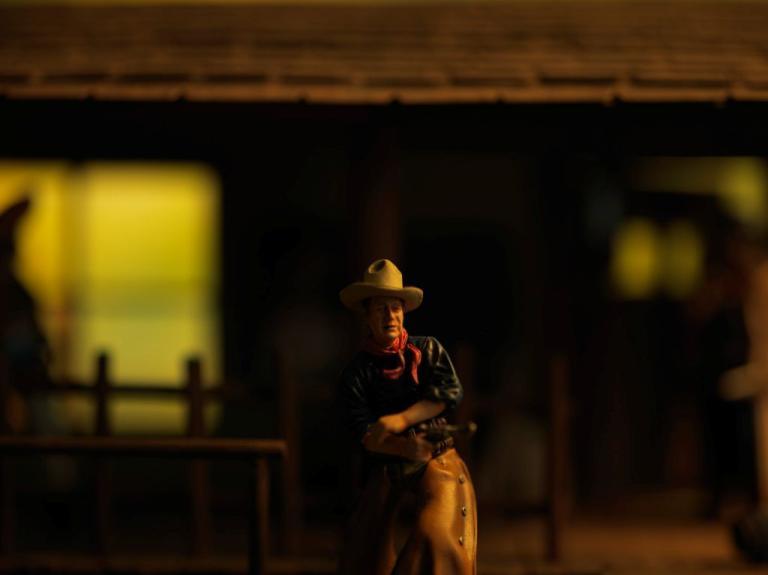 History, John Wayne