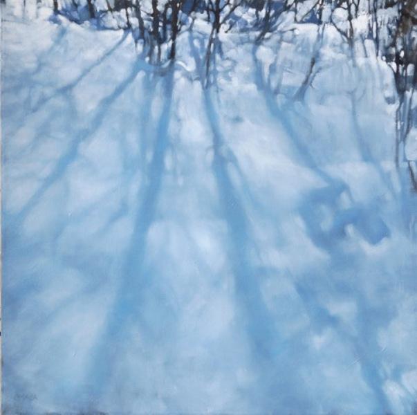 Icy White