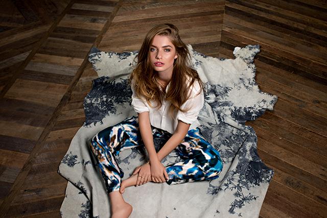 Liv Lundelius Makeup Artist Editorial Beauty Expert Sydney Natalija 2015 Campaign web