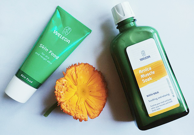 Weleda skincare Review Liv Lundelius Green Beauty Expert
