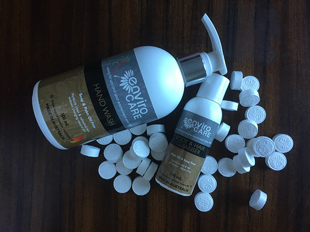 enviroCare review Liv Lundelius Natural Beauty Exert