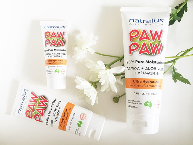 Paw Paw Moisturizer Organic Skincare Review Natural Beauty Expert Sydney