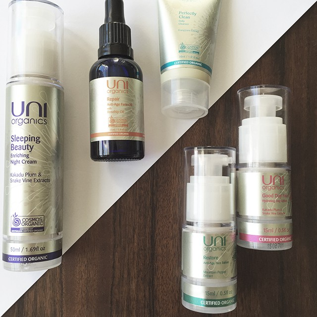 uni organics review Liv Lundelius Natural Beauty Expert