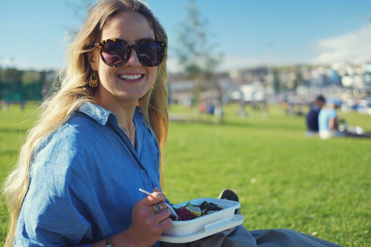 Bondi Beach Vegan Lunch Wholefoods Plant-Based Lifestyle Blogger Bondi Sydney.jpg