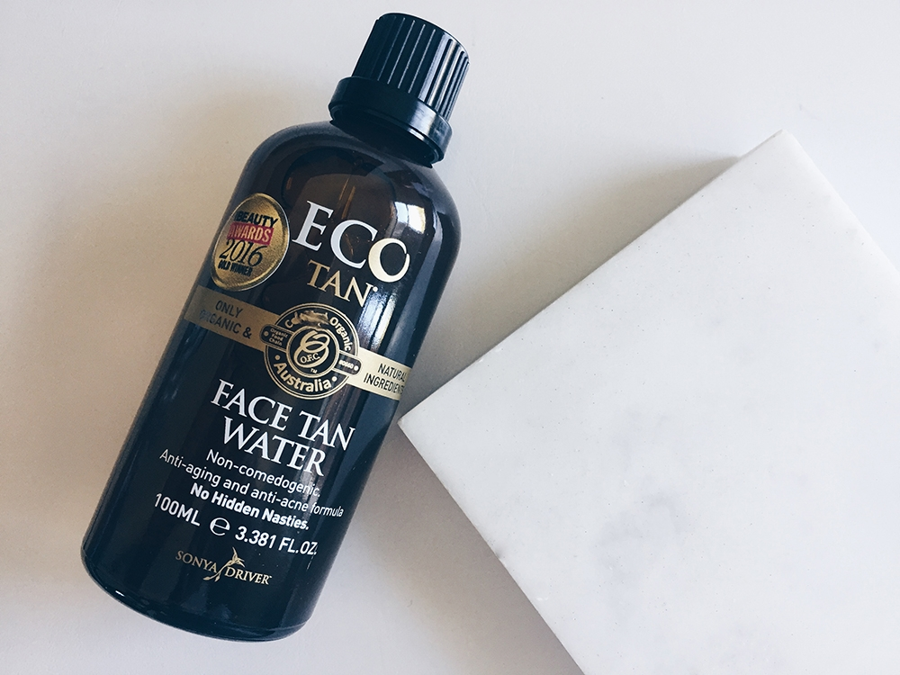 Eco Tan Face Tan Water Review.JPG