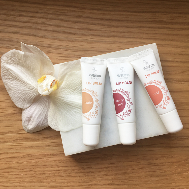Weleda Tinted Lip Balm Review