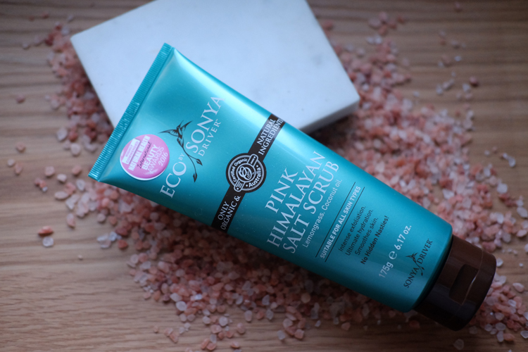 Eco Tan Pink Himalayan Scrub Review Vegan Beauty Review Sydney